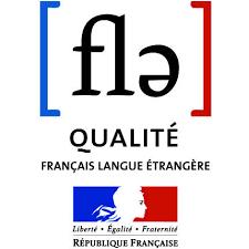 """logo Label """"Qualité FLE"""""""