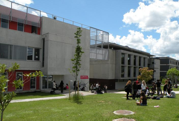 bâtiment IEFE